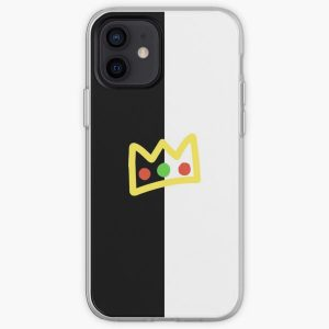 ranboo crown half (long version) iPhone Soft Case RB2805 product Offical Ranboo Merch