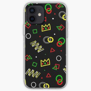 Ranboo Inspired Bowling Alley Carpet iPhone Soft Case RB2805 product Offical Ranboo Merch