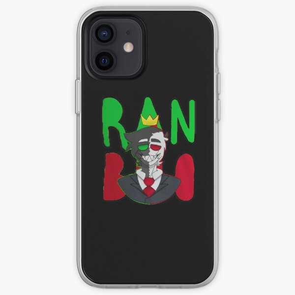 Copy of ranboo my beloved iPhone Soft Case RB2805 product Offical Ranboo Merch