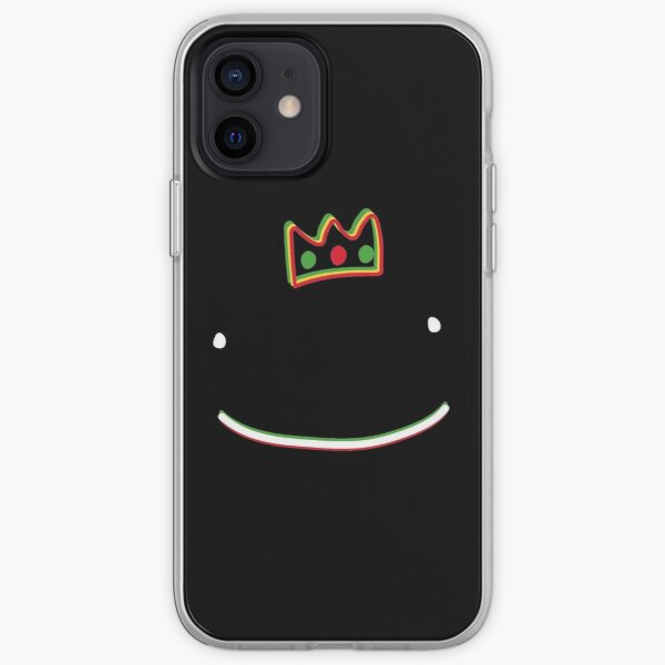 Ranboo Crown iPhone Soft Case RB2805 product Offical Ranboo Merch