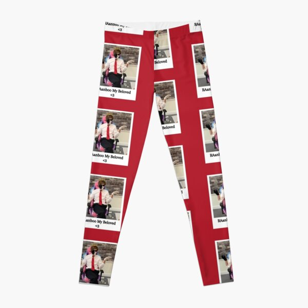 Ranboo my beloved (polaroid) Leggings RB2805 product Offical Ranboo Merch