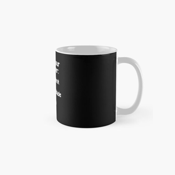 Choose your character - Ranboo (2) Classic Mug RB2805 product Offical Ranboo Merch