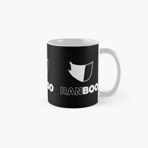 Ranboo my beloved Classic Mug RB2805 product Offical Ranboo Merch