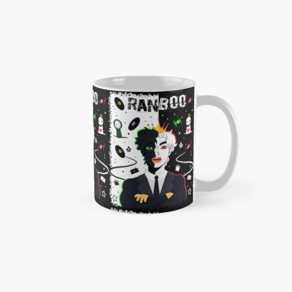 Ranboolive,Dream SMP 2021 Classic Mug RB2805 product Offical Ranboo Merch