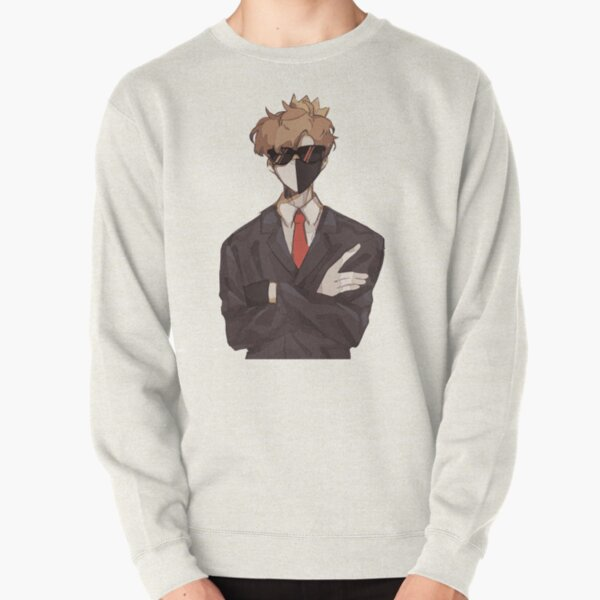 ranboo funny gamer Pullover Sweatshirt RB2805 product Offical Ranboo Merch