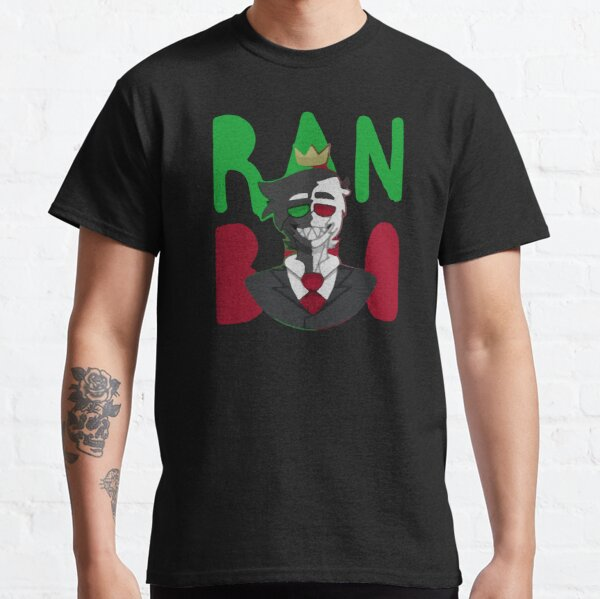 Ranboo Classic T-Shirt RB2805 product Offical Ranboo Merch