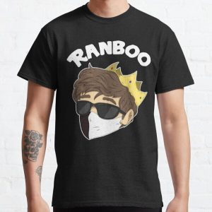 ranboo 3 Classic T-Shirt RB2805 product Offical Ranboo Merch
