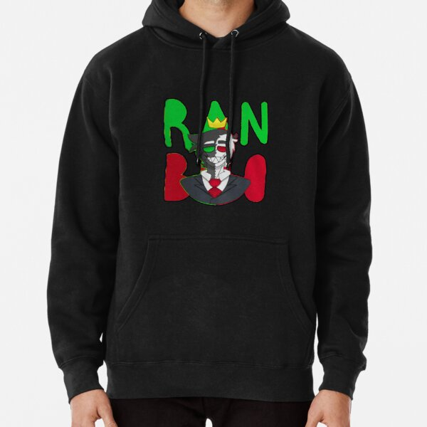 Copy of ranboo my beloved Pullover Hoodie RB2805 product Offical Ranboo Merch