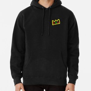 Ranboo Crown Pullover Hoodie RB2805 product Offical Ranboo Merch