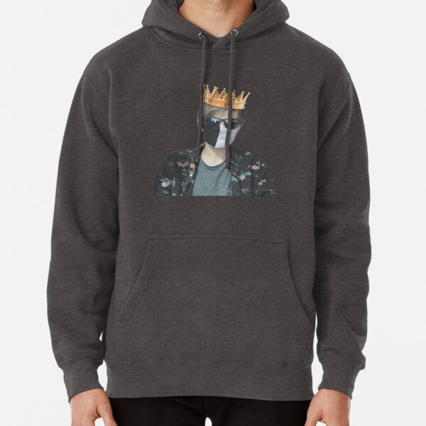 Ranboo king  Pullover Hoodie RB2805 product Offical Ranboo Merch