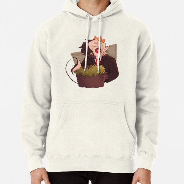 Ranboo fanart Stickers Pullover Hoodie RB2805 product Offical Ranboo Merch