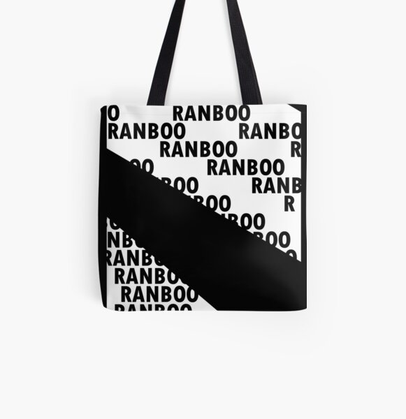 RANBOO All Over Print Tote Bag RB2805 product Offical Ranboo Merch