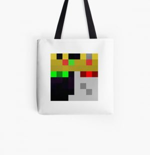 Ranboo, Ranboo Trending, Ranboo Best selling  All Over Print Tote Bag RB2805 product Offical Ranboo Merch