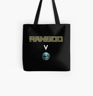 Ranboo above the world - Minecraft All Over Print Tote Bag RB2805 product Offical Ranboo Merch