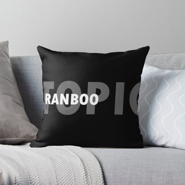 RANBOO Throw Pillow RB2805 product Offical Ranboo Merch