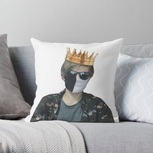 Ranboo king  Throw Pillow RB2805 product Offical Ranboo Merch