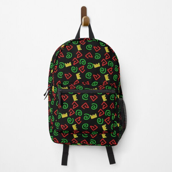 Ranboo Themed Pattern pt 3 Backpack RB2805 product Offical Ranboo Merch