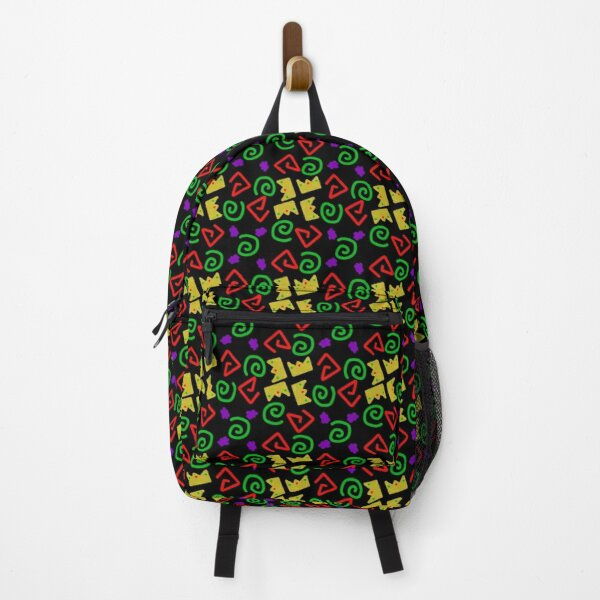 Ranboo Themed Pattern pt 2 Backpack RB2805 product Offical Ranboo Merch