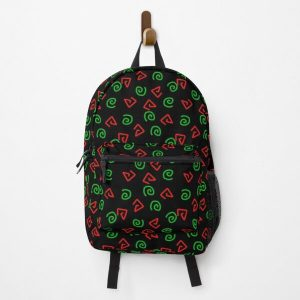 Ranboo Themed Pattern Backpack RB2805 product Offical Ranboo Merch