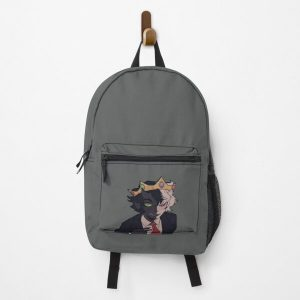 Ranboo Ender Man Drawing Merchandise  Backpack RB2805 product Offical Ranboo Merch
