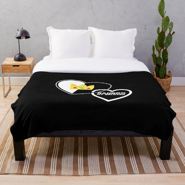 Ranboo my beloved Throw Blanket RB2805 product Offical Ranboo Merch