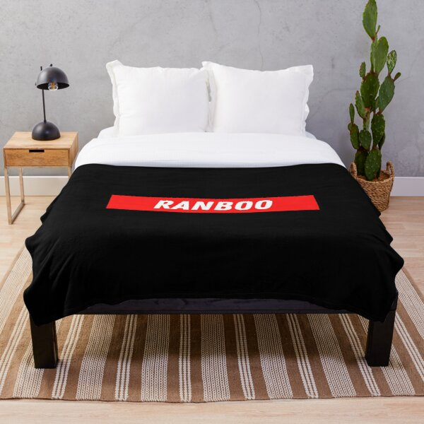 Ranboo Throw Blanket RB2805 product Offical Ranboo Merch