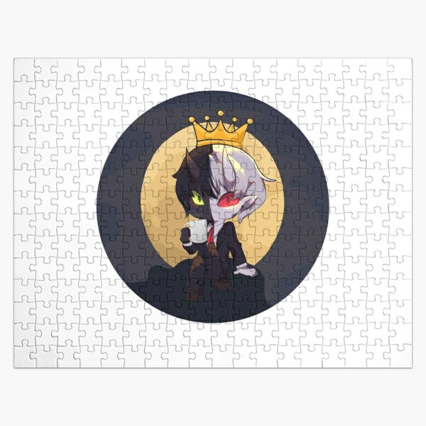 Ranboo the king,RANBOO Jigsaw Puzzle RB2805 product Offical Ranboo Merch