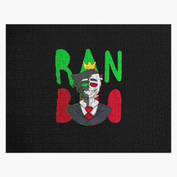 Copy of ranboo my beloved Jigsaw Puzzle RB2805 product Offical Ranboo Merch