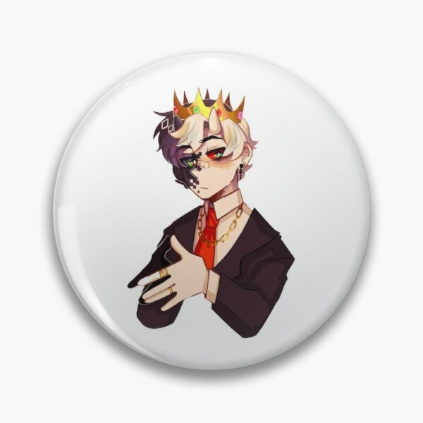 Ranboo fanart stickers Pin RB2805 product Offical Ranboo Merch
