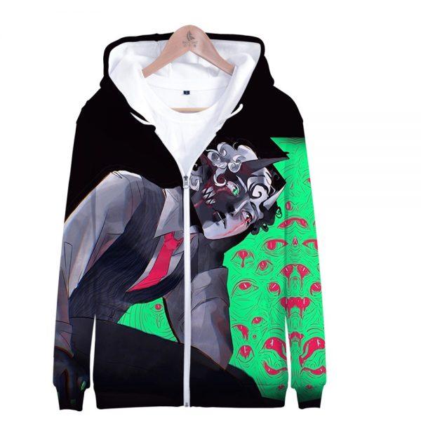 Ranboo 3D Printed Zipper Hoodies Women Men Fashion Long Sleeve Hooded Sweatshirt Hot Sale Streetwear Clothes 5 - Ranboo Shop