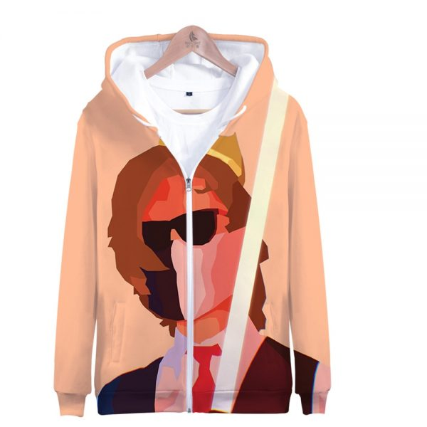 Ranboo 3D Printed Zipper Hoodies Women Men Fashion Long Sleeve Hooded Sweatshirt Hot Sale Streetwear Clothes - Ranboo Shop